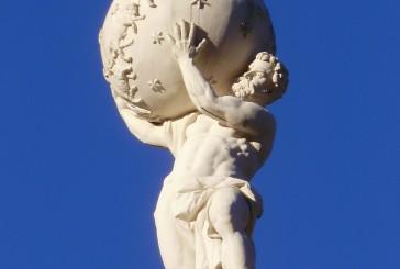 Atlante, il titano che reggeva la volta celeste