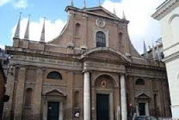 Agostino De Romanis alla chiesa di Santa Maria dell'Orto in Trastevere