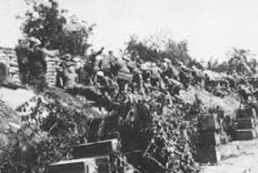 1915-1945 Guerra a Tappe