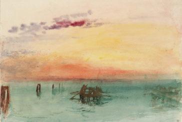 A Roma, mostra del pittore inglese Turner al Chiostro del Bramante
