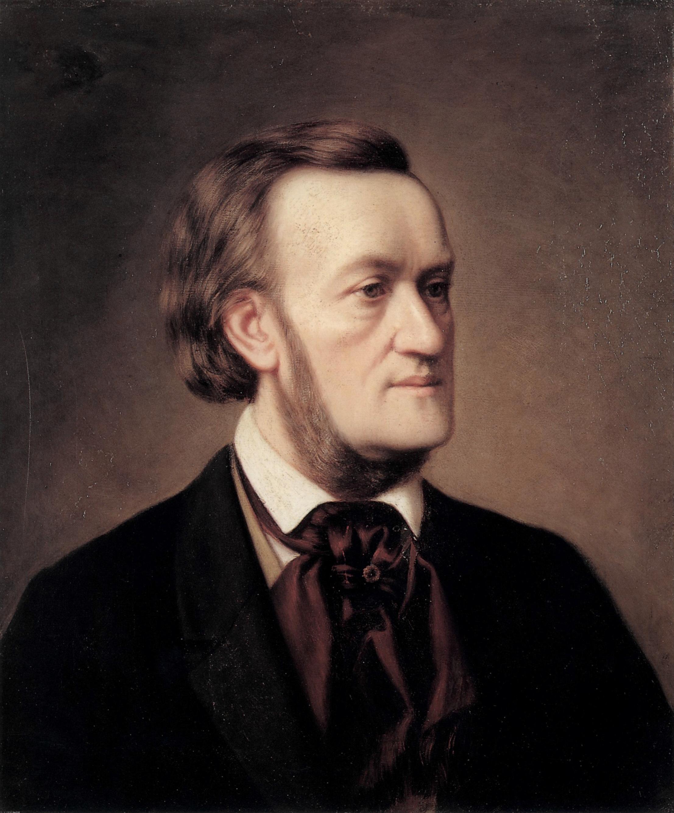 Intervista a Richard Wagner