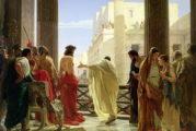 Intervista a Ponzio Pilato