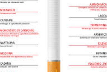 Il fumo fa male!