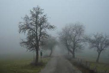 Nebbia; cambiamenti climatici!