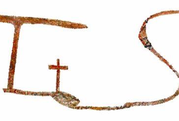 Individuato nel Colosseo il segno di una Croce