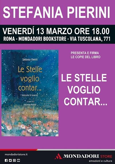 Locandina Poesie Pierini Stefania