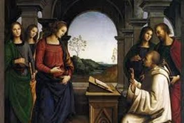 San Bernardo e la preghiera alla Vergine