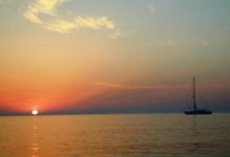 Avvicinarsi al Mare ed alla Vela