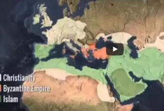 Espansione del Cristianesimo negli ultimi 2000 anni