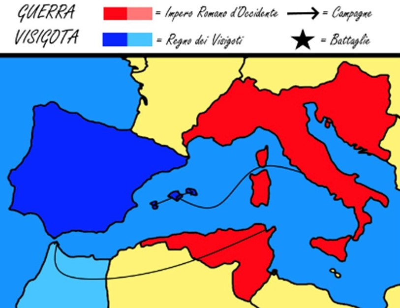 Regno dei Visigoti