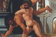 Anteo il violento; storie di Giganti…….